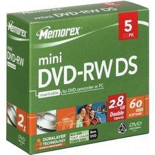 Memorex DVD-RW Mini
