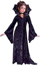 Halloween Gore Store Spinnen Vampir Prinzessin Kinderkostüm