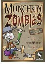 PEGASUS SPIELE Munchkin Zombies 1+2