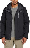 The North Face Men's Solaris Triclimate Jacket Tnf Black