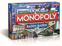 Winning Moves Monopoly Baden-Württemberg
