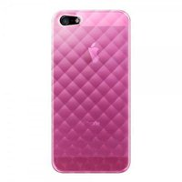 Katinkas Water Cube Soft Case magenta (iPhone 5/5S)