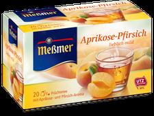 Meßmer Milde Aprikose-Pfirsich (20 Stk.)