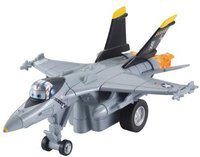 Mattel Planes Pull & Fly Buddies - Bravo (X9510)