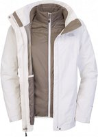 The North Face Women's Stratosphere Triclimate Jacket Tnf Black