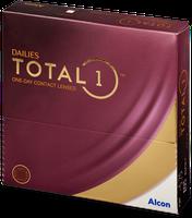 Ciba Vision Dailies Total 1 (90 Stk.) +3,75