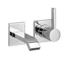 Dornbracht IMO Waschtisch-Wand-Einhandbatterie mit Einzelrosetten (36808670)