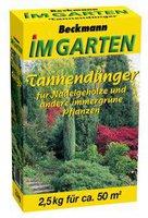 Beckmann - Im Garten Tannendünger 1 kg