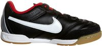 Nike JR Tiempo Natural IV LTR IC black/challenge red/white