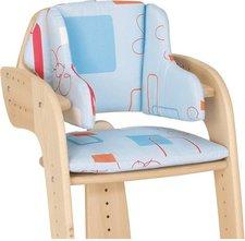 Herlag Sitzpolster für Tipp Topp Comfort hellblau