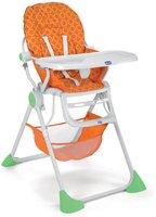 Chicco Hochstuhl Happy Snack Orange