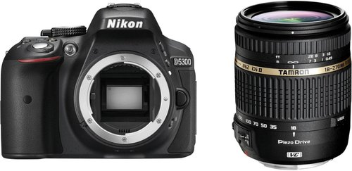 Nikon D5300 Kit 18-270 mm [Tamron]