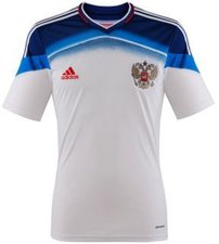 Adidas Russland Trikot 2014