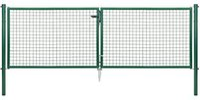 GAH Wellengitter-Doppeltor BxH: 298,8 x 100 cm
