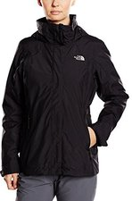 The North Face Women's Evolution II Triclimate Jacket Tnf Black