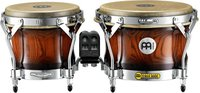 Meinl Freeride WB500 Woodcraft Bongos Antique Mahogany Burst 7
