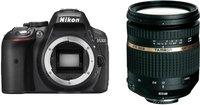 Nikon D5300 Kit 17-50 mm [Tamron]