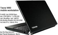 Toshiba Tecra W50-A-104