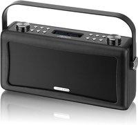 View Quest Hepburn Portable Bluetooth Speaker Black