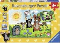 Ravensburger Lernspaß mit Maulwurf (2 x 12 Teile)