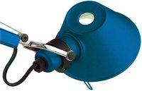 Artemide Tolomeo Micro Tavolo Halo blau