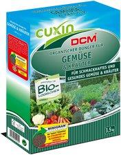 Cuxin Naturdünger für Gemüse 3,5 kg