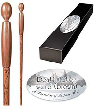 The Noble Collection Harry Potter Zauberstab (Charakter Edition) - Todesser