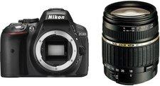Nikon D5300 Kit 18-200 mm [Tamron]