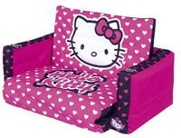 Worlds Apart Kinder-sofa Hello Kitty