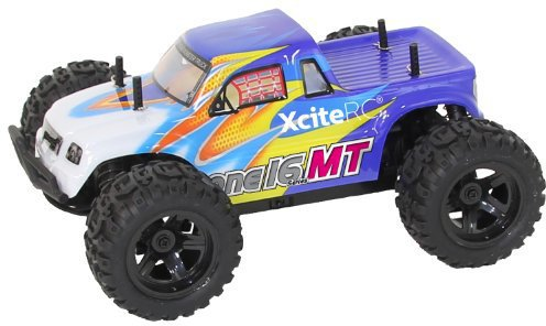 XciteRC Monster Truck one16 MT RTR (30502000)
