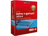 Lexware Lohn+Gehalt Plus 2014 (Version 18.00) (DE) (Win) (ESD)
