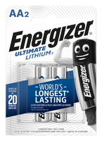 Energizer Ultimate Lithium 2x AA / FR6