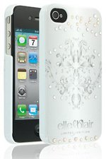 Cellairis Elle und Blair Imperial Collection Case silber (iPhone 4/4S)