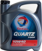 TOTAL Automotive Quartz 7000 10W-40 (5 l)