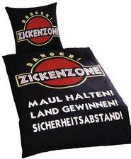 Global Labels Zickenzone (80 x 80 + 135 x 200 cm)