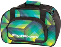 Nitro Duffle Bag XS geo green
