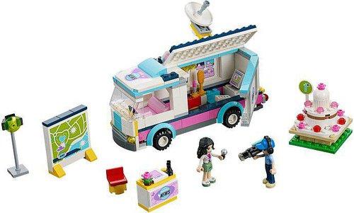 LEGO Friends - Heartlake Nachrichten Van (41056)