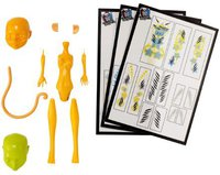 Mattel Monster High Create-a-Monster Design Lab Add-On Nocturnal (X3729)