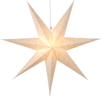 Best Season Papierstern Sensy Star creme (70 cm)