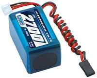 LRP Electronic VTEC LiPo 2700 RX-Pack 2/3A Hump RX-only 7.4V (430352)