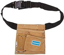 Silverline Tools Nagel- und Werkzeuggürtel mit 5 Taschen (589704)