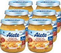 Alete Kleine Entdecker - Gemüse & Kartoffelwürfel Schweinefleisch (250 g)