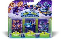 Activision Skylanders: Swap Force - Mega Ram Spyro + Super Gulp Pop Fizz + Star Strike