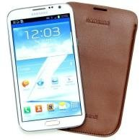 Samsung EFC-1J9L schokoladenbraun (Samsung Galaxy Note 2)