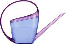 Scheurich Gießkanne Loop 1,4 Liter blau violett