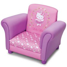 Hello Kitty Fauteuil club Hello Kitty