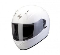 Scorpion Exo-410 Air Solid weiß