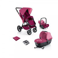 Concord Wanderer Travel-Set Pink 2013