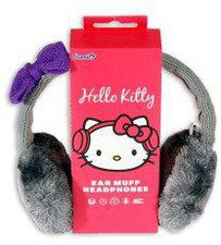 ingo Hello Kitty Ear-Muff Headphones