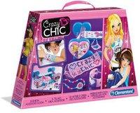 Clementoni Crazy Chic - Webrahmen zum herstellen von accessoires